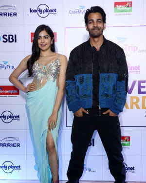Photos: Red Carpet Of '8th Edition Of Lonely Planet Magazine India Travel Awards 2019'