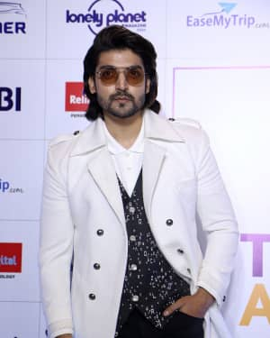 Gurmeet Choudhary - Photos: Red Carpet Of '8th Edition Of Lonely Planet Magazine India Travel Awards 2019'
