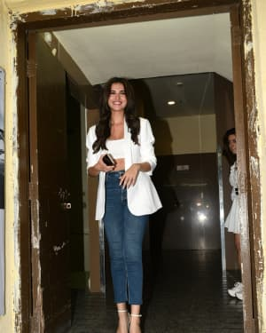 Tara Sutaria - Photos: Screening Of Film Student Of The Year 2 at Pvr Juhu | Picture 1646680