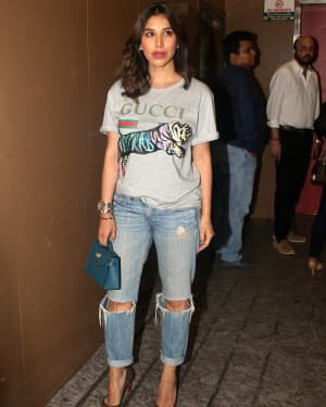 Sophie Choudry - Photos: Screening Of Film Student Of The Year 2 at Pvr Juhu