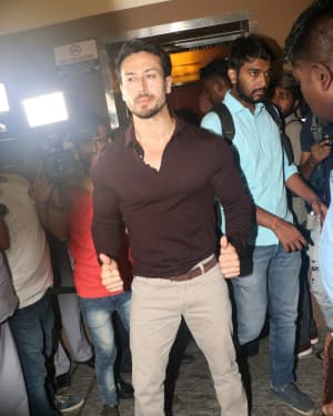 Tiger Shroff - Photos: Screening Of Film Student Of The Year 2 at Pvr Juhu
