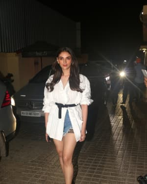 Aditi Rao Hydari - Photos: Screening Of Film Student Of The Year 2 at Pvr Juhu