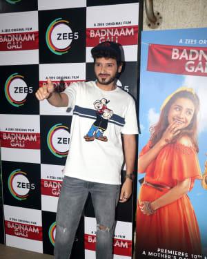 Photos: Screening of Badnaam Gali At Sunny Sound