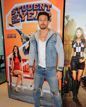 Tiger Shroff - Photos: Student of the Year 2 Cast at Dharma Office