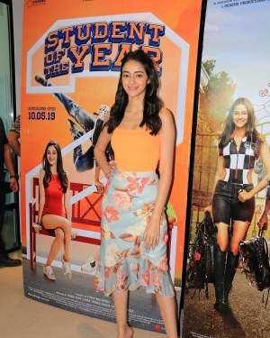 Ananya Pandey - Photos: Student of the Year 2 Cast at Dharma Office   Picture 1646510