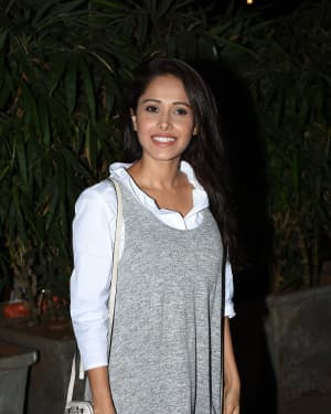 Nushrat Bharucha - Photos: Celebs Spotted at Bandra