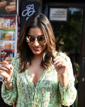 Sophie Choudry - Photos: Celebs Spotted at Bastian
