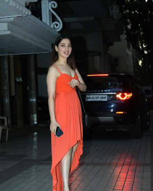 Tamanna Bhatia - Photos: Celebs Spotted at Juhu | Picture 1647777