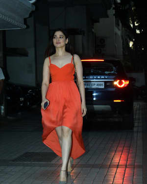 Tamanna Bhatia - Photos: Celebs Spotted at Juhu | Picture 1647775