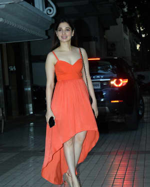 Tamanna Bhatia - Photos: Celebs Spotted at Juhu | Picture 1647779