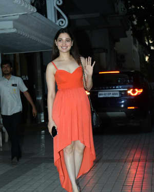 Tamanna Bhatia - Photos: Celebs Spotted at Juhu | Picture 1647776