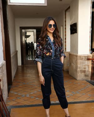 Photos: Rakul Preet Singh Snapped during De De Pyaar De Promotions | Picture 1647857