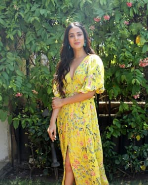 Sonal Chauhan - Photos: Press Conference of Zee 5 Original 'Skyfire'