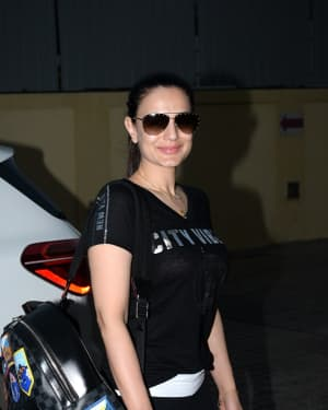 Ameesha Patel - Photos: Celebs Spotted at Pvr Juhu