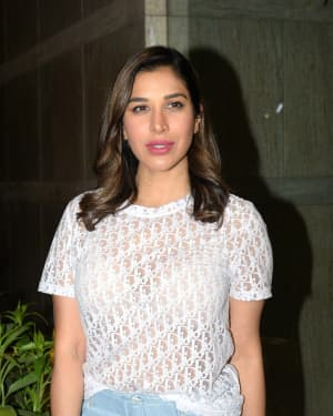 Sophie Choudry - Photos: Screening Of India's Most Wanted