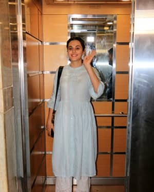 Taapsee Pannu - Photos: Screening Of India's Most Wanted