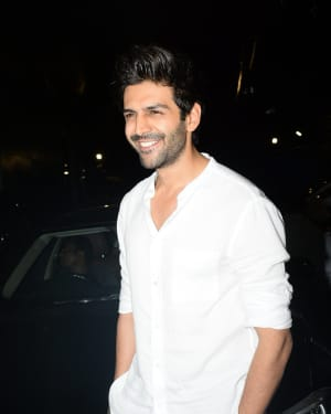Kartik Aaryan - Photos: Screening Of De De Pyaar De at Pvr Icon