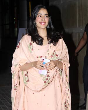 Janhvi Kapoor - Photos: Screening Of India's Most Wanted | Picture 1649422