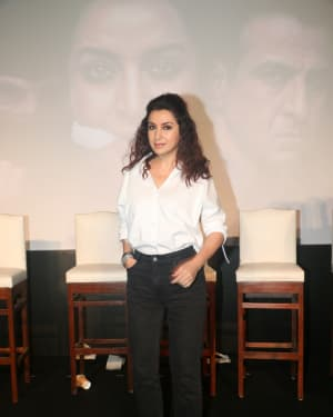 Tisca Chopra - Photos: Screening Of Hotstar New Series Hostages at Trident Bkc