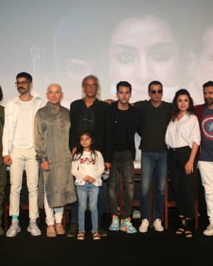 Photos: Screening Of Hotstar New Series Hostages at Trident Bkc