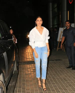Anushka Sharma - Photos: Screening Of India's Most Wanted | Picture 1649617