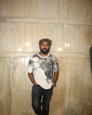 Photos: Screening Of India's Most Wanted   Picture 1649754