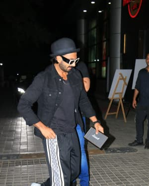 Photos: Screening Of India's Most Wanted | Picture 1649621