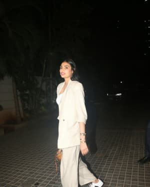 Athiya Shetty - Photos: Screening Of India's Most Wanted | Picture 1649657