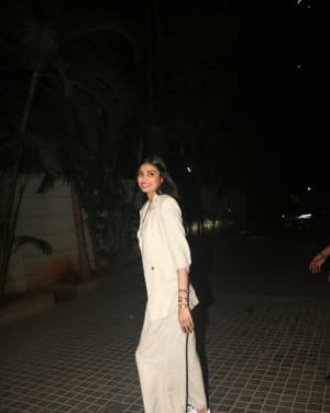 Athiya Shetty - Photos: Screening Of India's Most Wanted | Picture 1649658