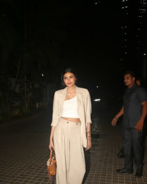 Athiya Shetty - Photos: Screening Of India's Most Wanted | Picture 1649656