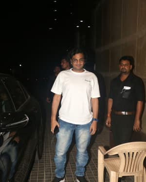 Photos: Screening Of India's Most Wanted | Picture 1649653