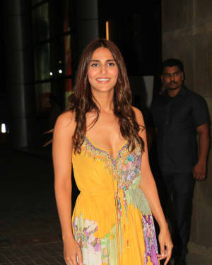 Vaani Kapoor - Photos: Screening Of India's Most Wanted