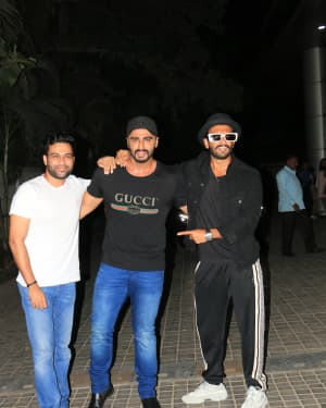 Photos: Screening Of India's Most Wanted | Picture 1649622