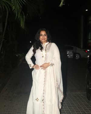 Vidya Balan - Photos: Screening Of India's Most Wanted | Picture 1649662