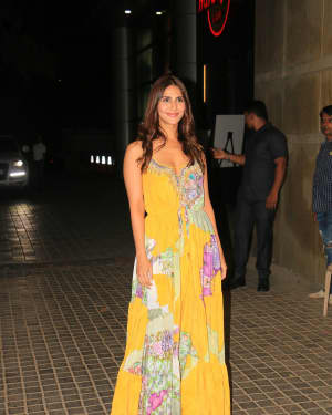 Vaani Kapoor - Photos: Screening Of India's Most Wanted | Picture 1649611