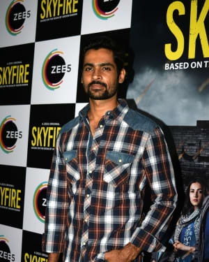 Photos: Screening Of Zee5's New Series Skyfire At Sunny Sound Juhu