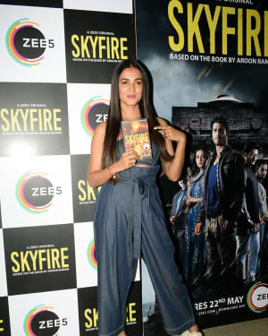 Sonal Chauhan - Photos: Screening Of Zee5's New Series Skyfire At Sunny Sound Juhu