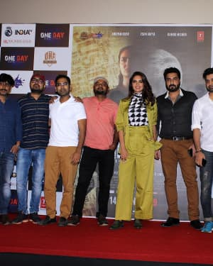 One Day (2019) - Photos: Trailer Launch Of Film One Day