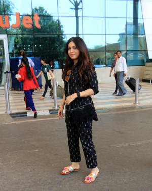 Bhumi Pednekar - Photos: Celebs Spotted At Airport