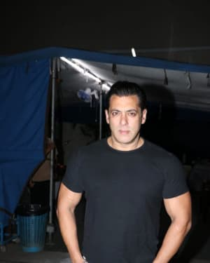 Salman Khan - Photos: Interview With Film Bharat Cast
