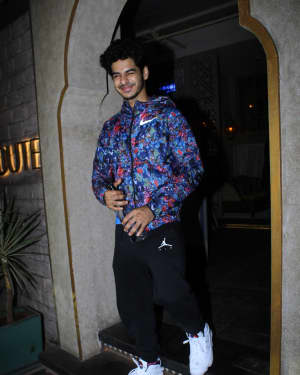Photos: Celebs Spotted At Bayroute In Juhu | Picture 1650452
