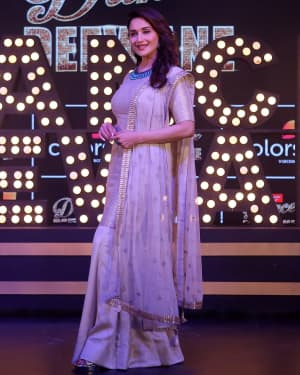 Madhuri Dixit - Photos: Launch Of Colors Show Dance Deewane At Jw Marriott