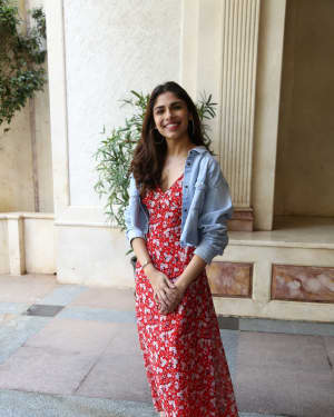 Sharmin Segal - Photos: Song Launch Of Film Malaal At Radio City | Picture 1650510