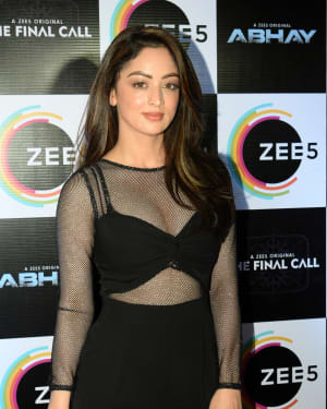 Yami Gautam - Photos: Zee5's Party To Celebrate The Success Of Final Call