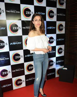 Soha Ali Khan - Photos: Zee5's Party To Celebrate The Success Of Final Call