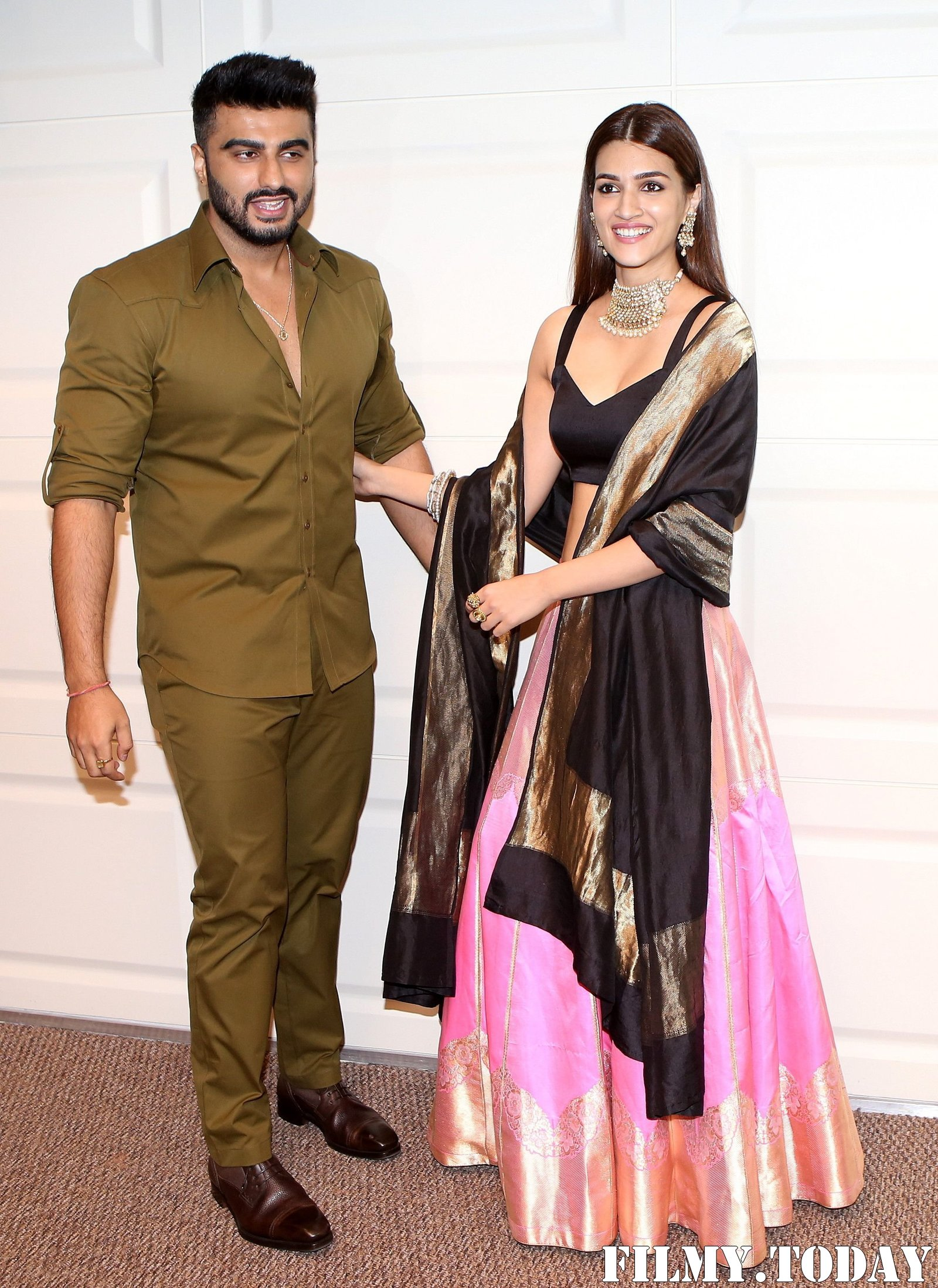 Photos: Trailer Launch Of Film Panipat At Indus Club | Picture 1696299
