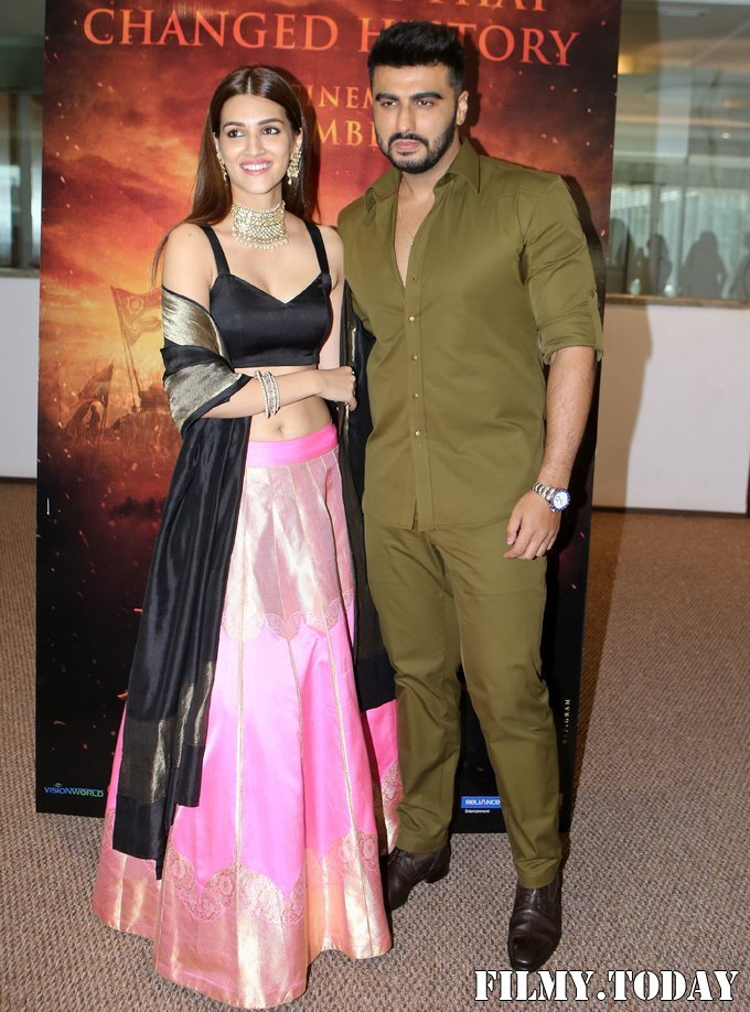Photos: Trailer Launch Of Film Panipat At Indus Club   Picture 1696302