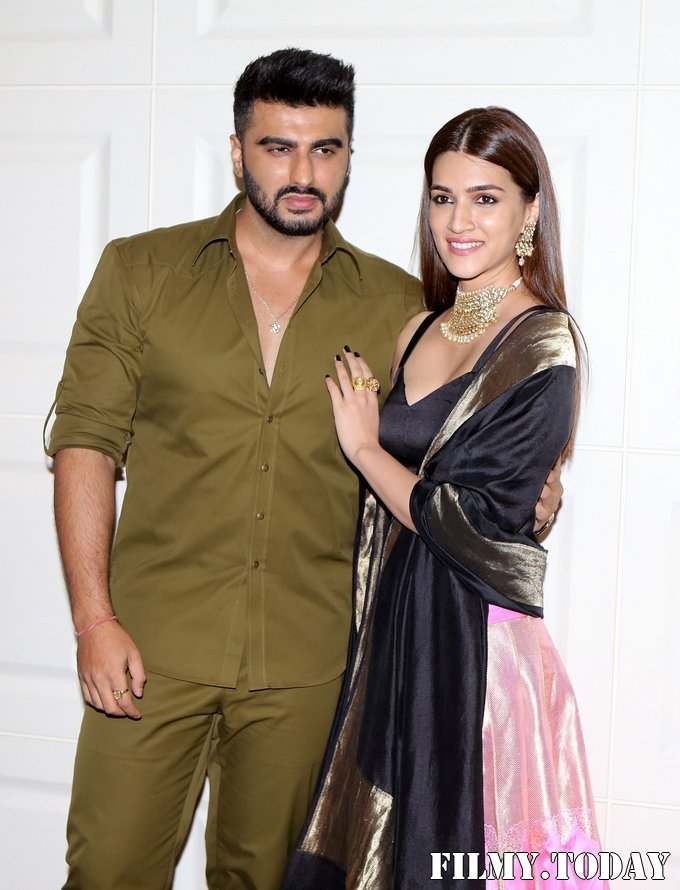 Photos: Trailer Launch Of Film Panipat At Indus Club | Picture 1696301