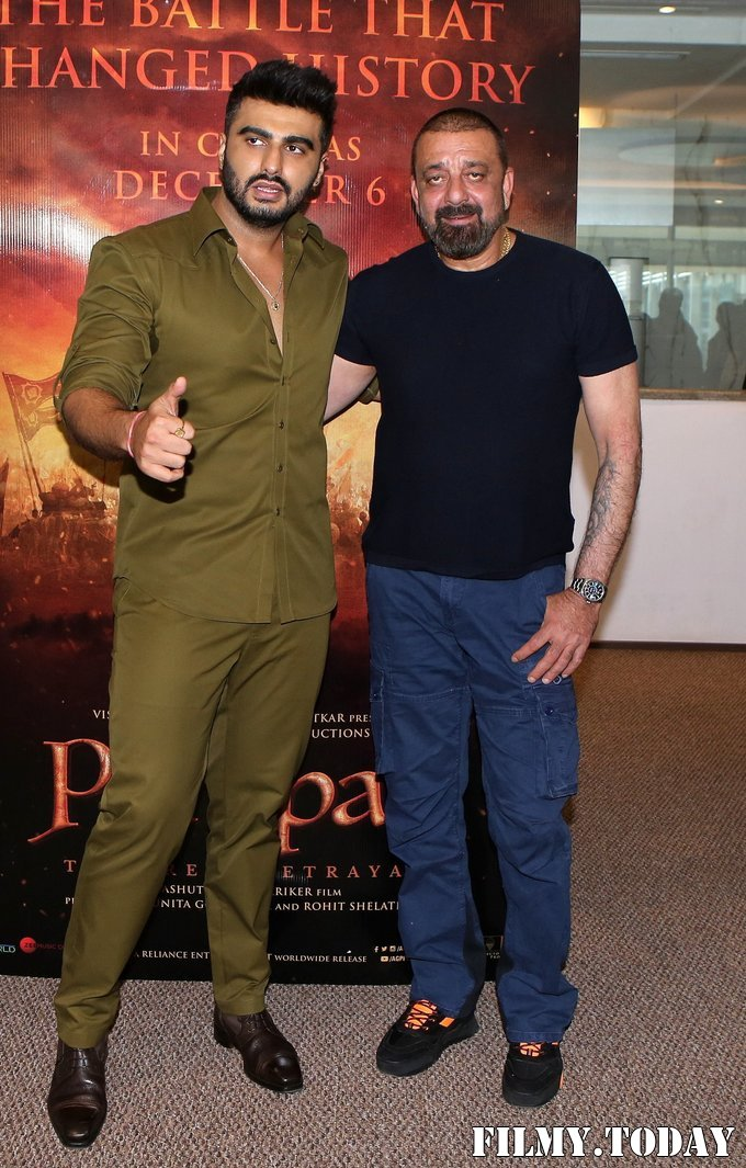 Photos: Trailer Launch Of Film Panipat At Indus Club   Picture 1696314