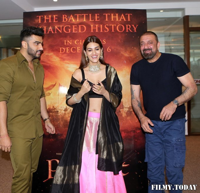 Photos: Trailer Launch Of Film Panipat At Indus Club | Picture 1696313